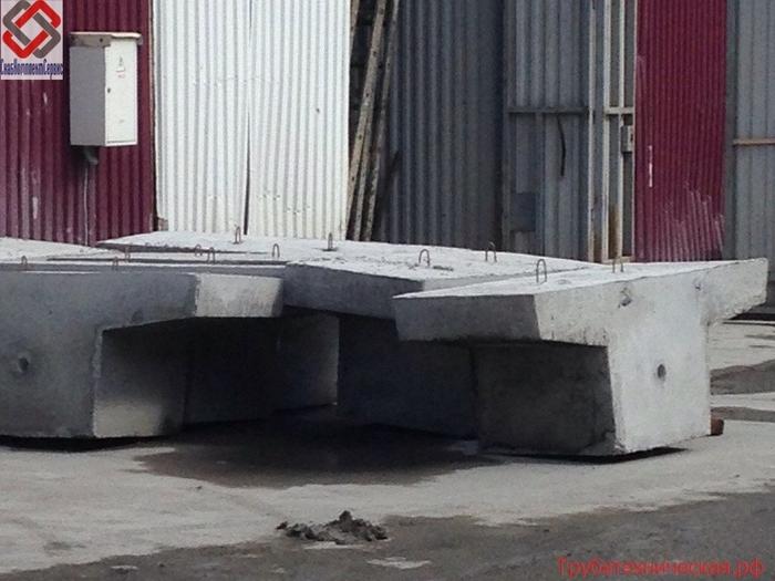 Фундаменты под стойки, рамные опоры, дорожные знаки  (Серия 3.503.9-80)