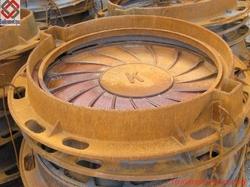 Корпуса и крышки люков; унифицированные опорные плиты