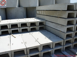 Лотки теплотрасс, конструкции каналов со съемными перекрытиями