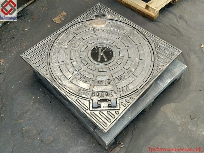 Люк ВЧШГ: Т, ОУЭ, СТ, ТМ; плита УОП; адаптационные кольца