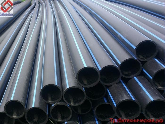 Труба ПНД ГОСТ напорная для водопровода