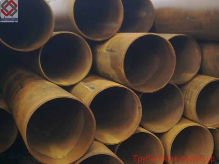 Труба стальная б/у