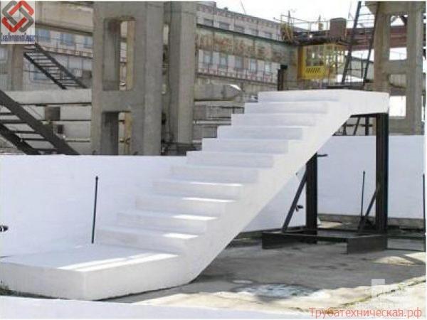 Элементы лестниц: ЛМП, ЛМ, ЛП; ступени ЛС